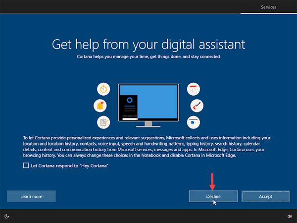 Bộ cài Windows 10 Enterprise, Version 1903, OS Build 18362.1734 64 bit