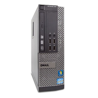 Dell OptiPlex 7010 SFF, Chíp i5 2400, Ram 4Gb, HDD