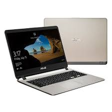 lapatop Asus X507UF-BR204T Gold Metal